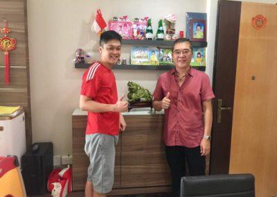 Tian Lu Customer B1