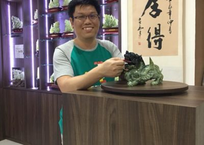 Tian Lu Customer E