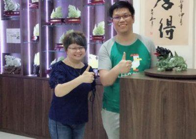 Tian Lu Customer E1