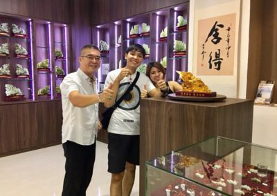Tian Lu Customer G
