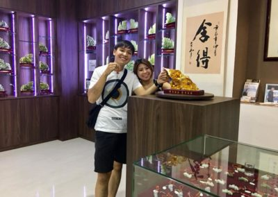 Tian Lu Customer G1