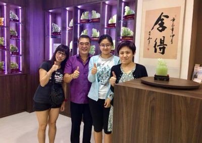Tian Lu Customer H