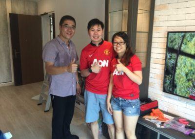 Wei Ling & Family