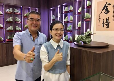 Tian Lu Customer A