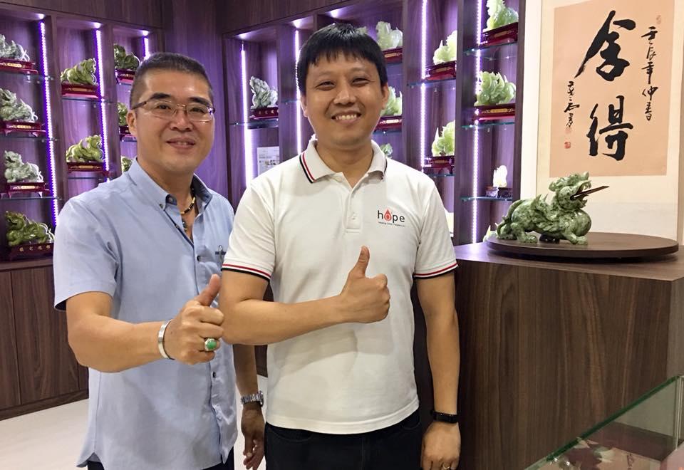Tian Lu Customer A1