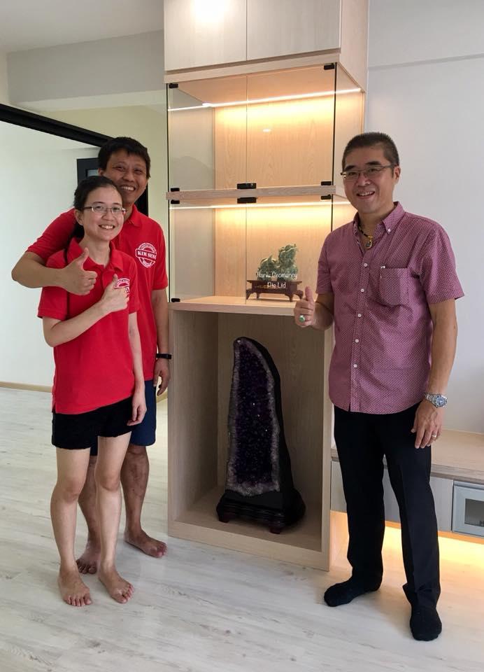 Tian Lu Customer A8