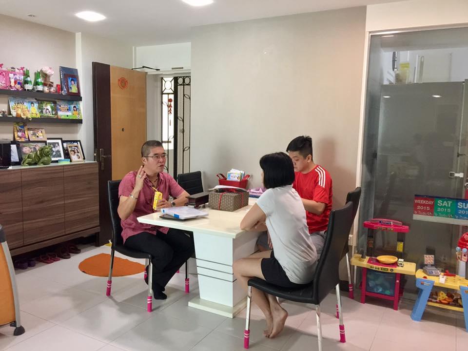 Tian Lu Customer B5