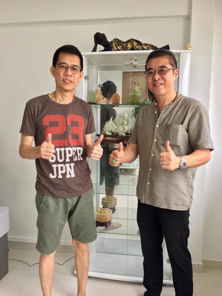 Tian Lu Customer F4
