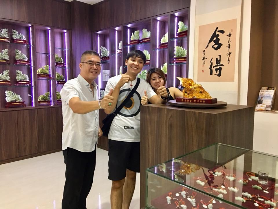 Tian Lu Customer G
