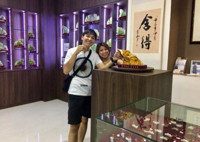 Tian Lu Customer G1