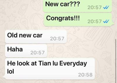 Tian Lu Testimony F