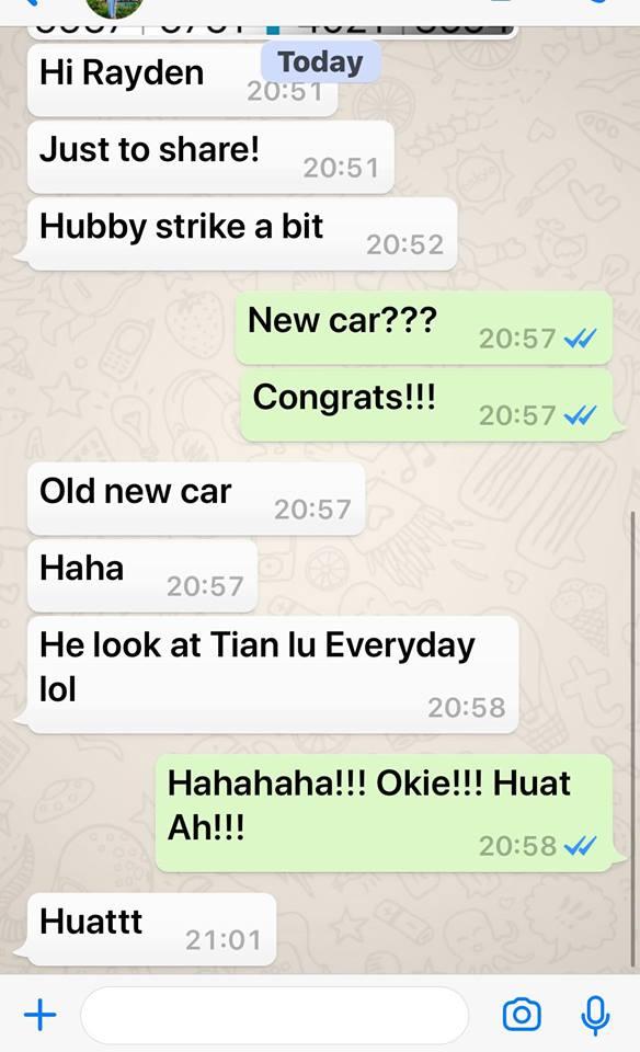 Tian Lu Testimony